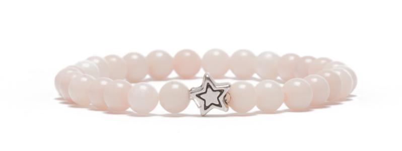 Armband mit Edelsteinen Stern