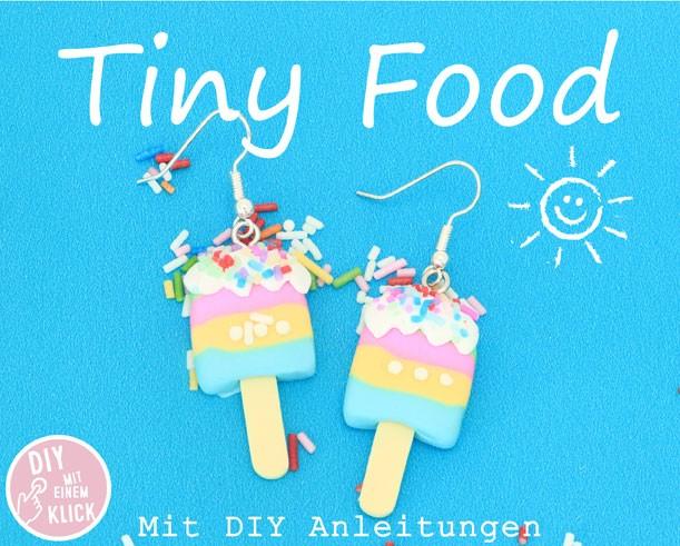 Tiny Food Schmuck selbermachen