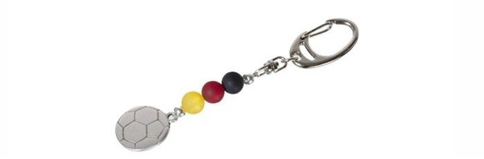 Schlüsselring Fußballanhänger