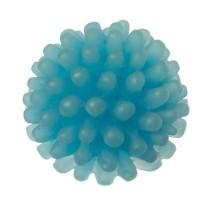 Cabochon aus Kunstharz, rund, Durchmesser 12 mm, hellblau