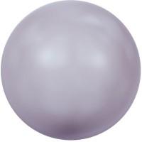 Swarovski Crystal Pearl, rund, 4 mm, mauve