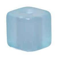 Polaris Würfel, 8 mm, glänzend, aqua