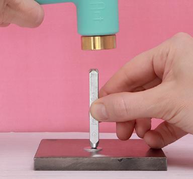 Metal Stamping - Schmuck mit Schlagstempeln machen