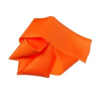 Lycra-Band, Breite 30 mm, Länge 1 m, dehnbar, orange