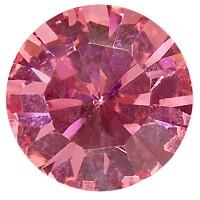 Preciosa Chaton Maxima SS39 (ca. 8 mm), rose DF (Dura Foiling)