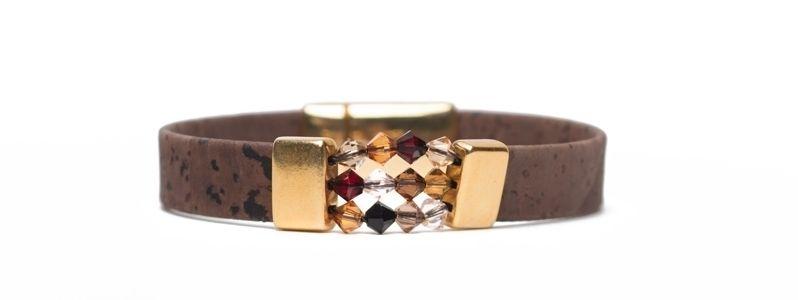 Armband Braun