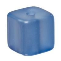 Polaris Würfel, 8 mm, glänzend, petrol