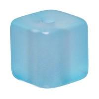 Polaris Würfel, 8 mm, glänzend, hellblau