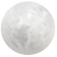Polarisperle sweet, rund, ca.14 mm, weiß