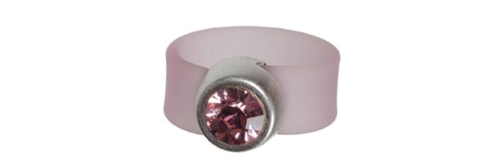 Band-Ring Light Rose