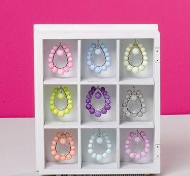 DIY Ideen für selbstgemachte Anhänger aus Polaris Perlen