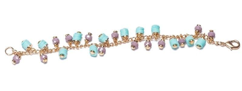 Bettelarmband mit Katsuki Perlen