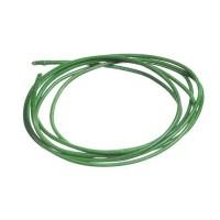 Lederband, 1 bis 1,5 mm, Länge 1 m, hellgrün