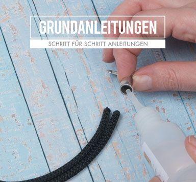 Grundtechniken und Anleitungen für DIY Schmuck