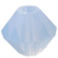 Swarovski Elements Bicone, 4 mm, air blue opal