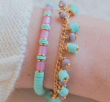Bettelarmband mit Katsuki-Perlen selber machen