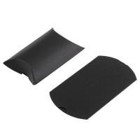 Kissenverpackung, schwarz,  6,5 x 58 x 2.5 cm