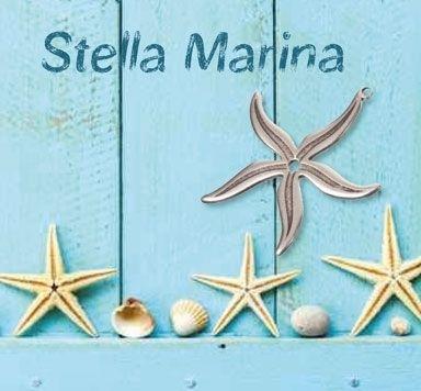 Stella Marina - Seesternanhänger und -Perlen