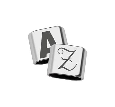 Buchstaben Gravuren