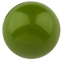 Polaris Kugel 10 mm opak, dunkelgrün