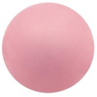 Polarisperle, rund, ca. 12 mm, rose