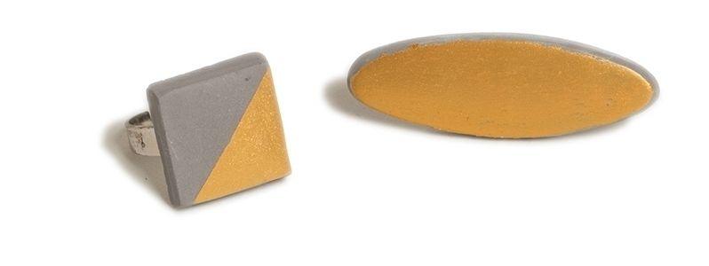 Beton Style -Ringe