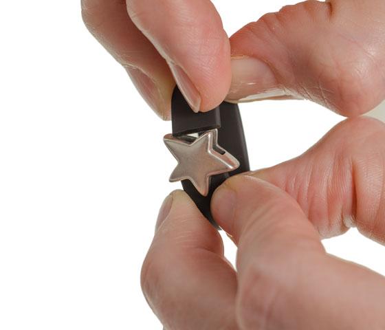 Ring mit Sliderperle selber machen Schritt 5