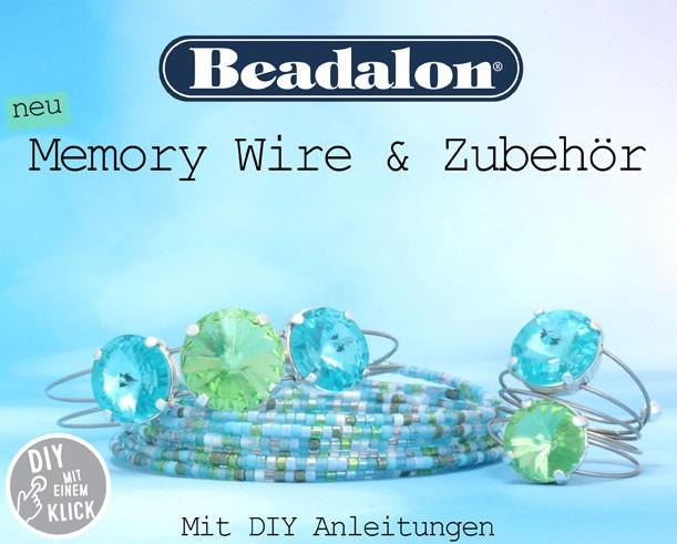 Beadalon Memory Wire