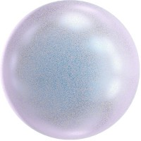 Swarovski Crystal Pearl, rund, 10 mm, iridescent dreamy blue