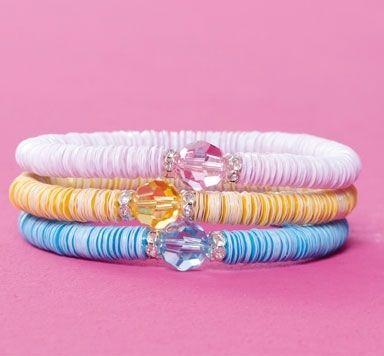 Pailletten-Armband