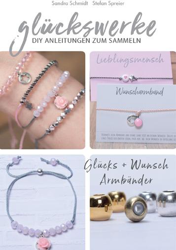 DIY Online Magazin Glückswerke 2 Wunscharmbänder
