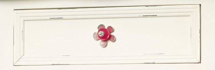 "Griff ""Himbeer Blume"""