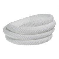 Segelseil / Kordel, Durchmesser 10 mm, Länge 1 m, weiß