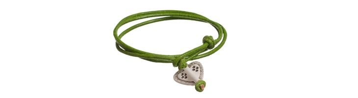 "Armband ""Hellgrün"""