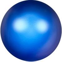 Swarovski Crystal Pearl, rund, 6 mm, iridescent dark blue