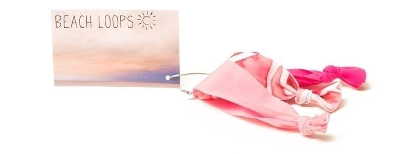 Beach Loops Rosa-Pink-Mix