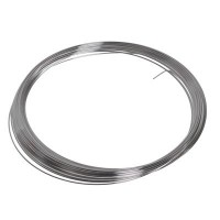 Craft Wire, Durchmesser 0,6 mm, 10 m, versilbert