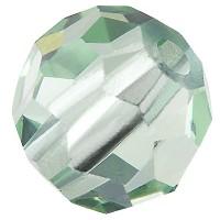 Preciosa Round Bead/Kugel, 6 mm, chrysolite