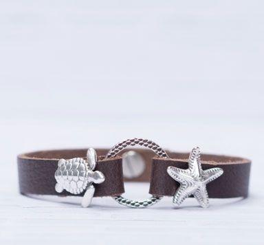 Armband mit Screws (lange Schraube) herstellen
