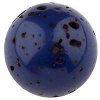 Polaris Sassi Kugel, ca. 14 mm, dunkelblau
