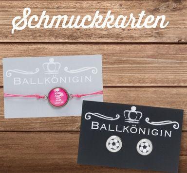 Schmuckkarten für DIY Schmuck