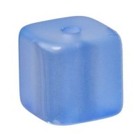 Polaris Würfel, 8 mm, glänzend, himmelblau