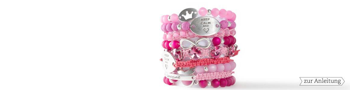 Armband-Verbinder Bracelet Bars