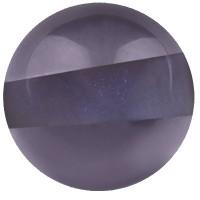 Polaris Kugel 14 mm transparent, dunkelblau