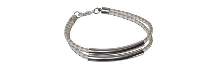 Armband Röhre