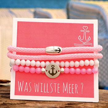 Maritime Armbänder