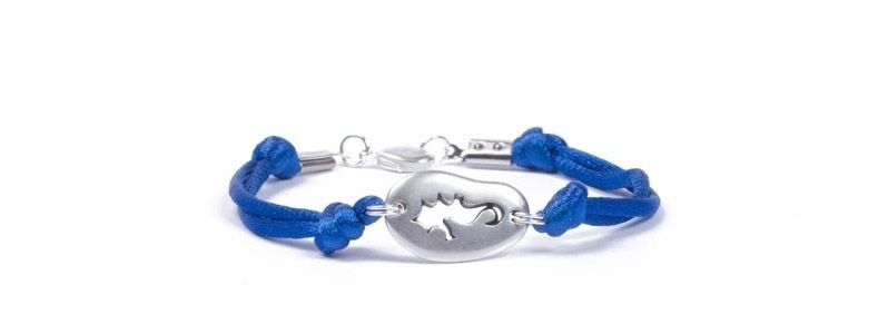 Armband Seepferd