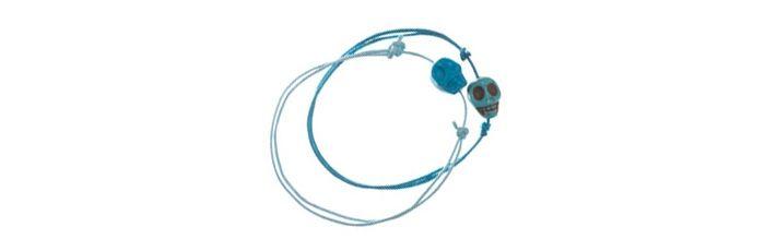 Armbänder Hellblau & Türkis