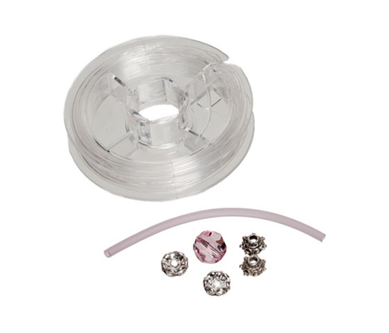Ring mit PVC-Schlauch selber machen Schritt 1