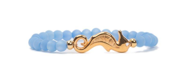 Sommer-Armband Seepferd